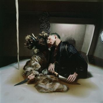 Matthew Barney image