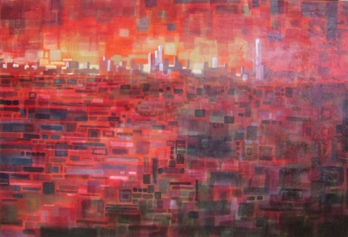 Max500_south-view-acrylic-on-canvas-150x100cm