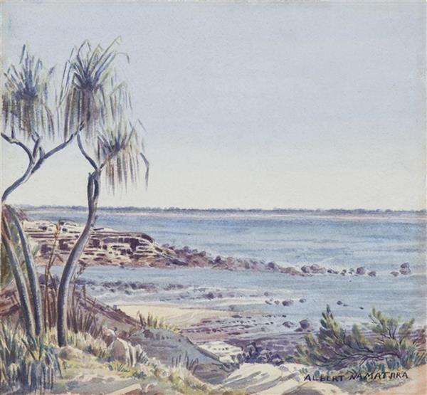 Albert Namatjira image