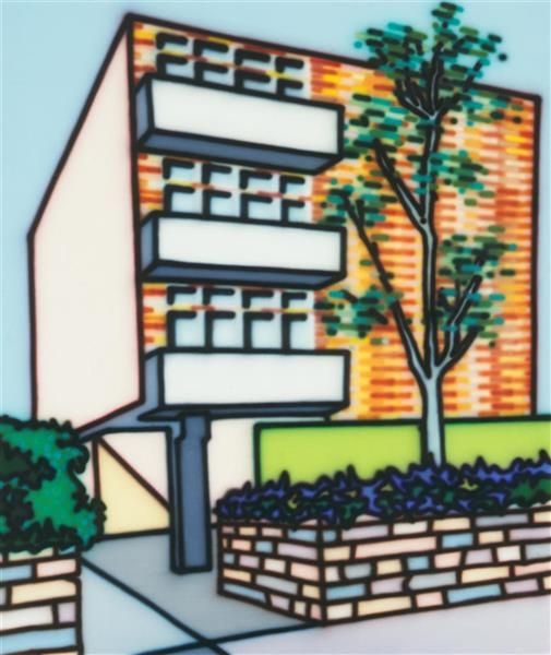 Howard Arkley image