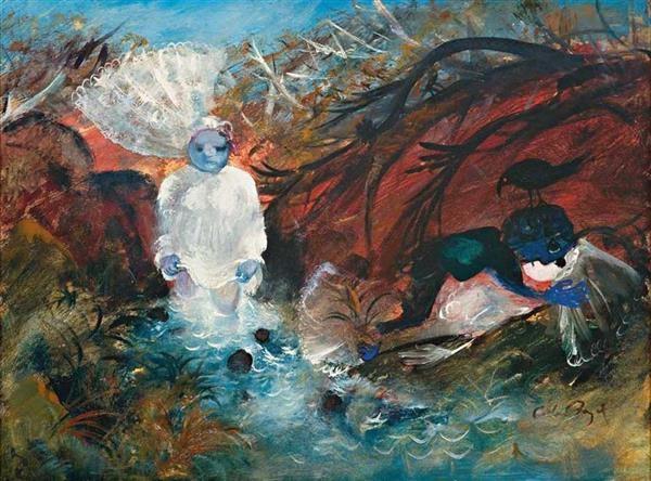 Arthur Boyd image