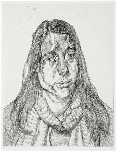 Lucian Freud image