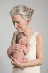 "Sam Jinks ""woman and child.""  image"