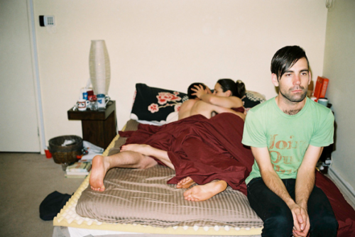 Untitled from the series The third wheel  image