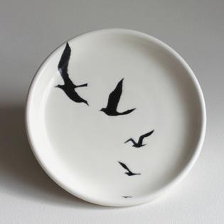Niharika Hukku, Porcelain Sketch Book Plate image