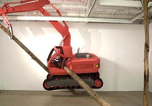 Paul Caporn: Reconstruction Works image