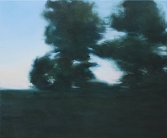 Amanda van Gils: View from a speeding train 1 (Barcelona to Nice) 2008 image