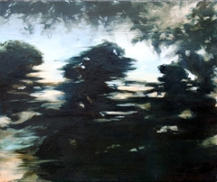 Amanda van Gils: View from a speeding train 2 (Barcelona to Nice) 2008 image