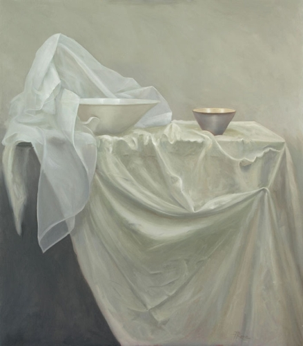 Petra Reece: Still LIfe with Linen 2011 image