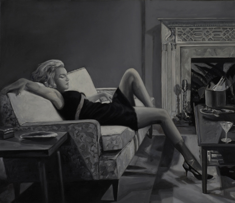 Dianne Gall: Lounging 2011 image
