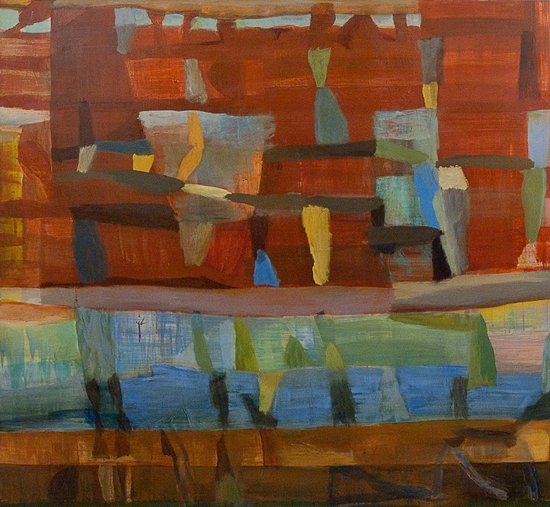 Kate Dorrough: Elements within the landscape 2011 image