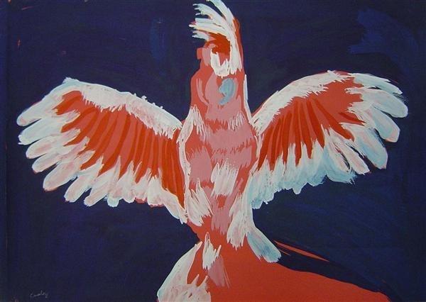 Major Mitchell Cockatoo image