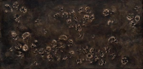 Untitled (Skull Panel) image