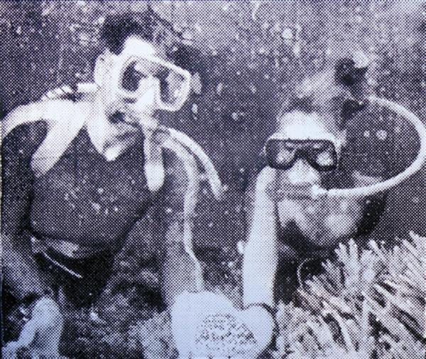 Skin Divers image