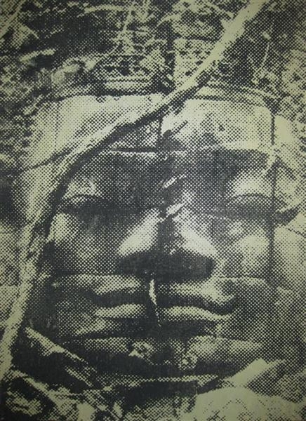 Buddha (Green) image