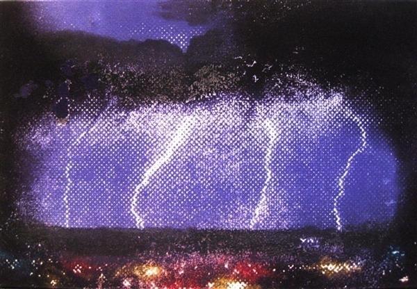 Lightning 4 (purple) image