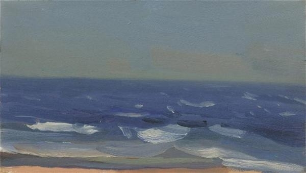 Sketch (Barenjoey Head) no.3  2010  image