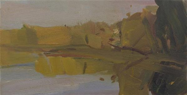 Sketch (Middle Creek) no.2 image