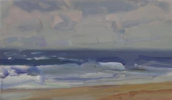 Sketch (Barenjoey Head) 2010, no.1 image