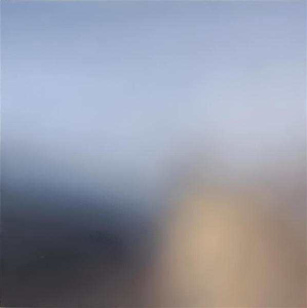 Landscape (blue violet yellow) no.24  2003 image