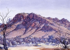 Western MacDonnell Ranges image