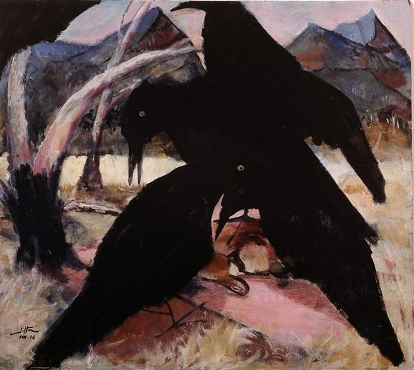Black Crows and the Grampians image