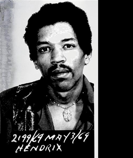 Reinhardt Dammn: U Could B Mine/Hendrix image