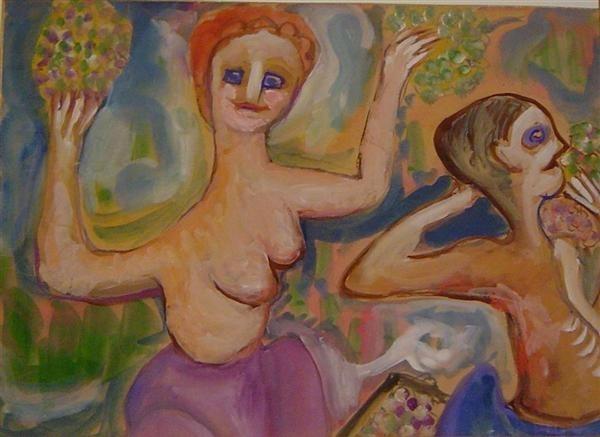 Dancing Woman image
