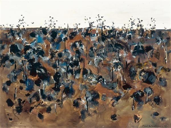 Upwey Landscape III image
