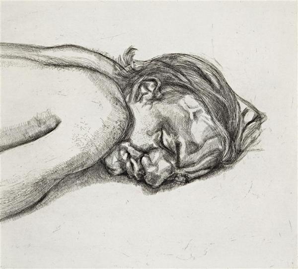 Man Resting image