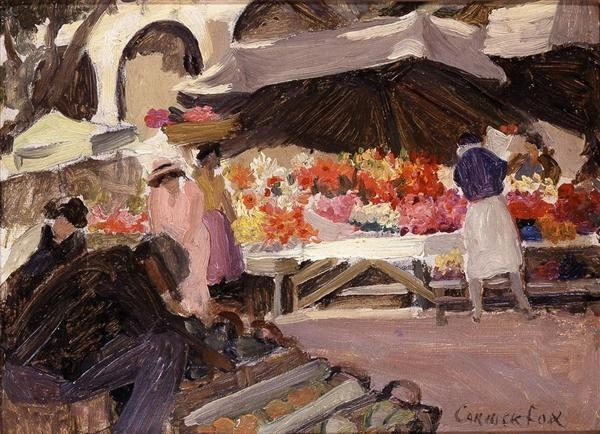 The Flower Market, Nice image