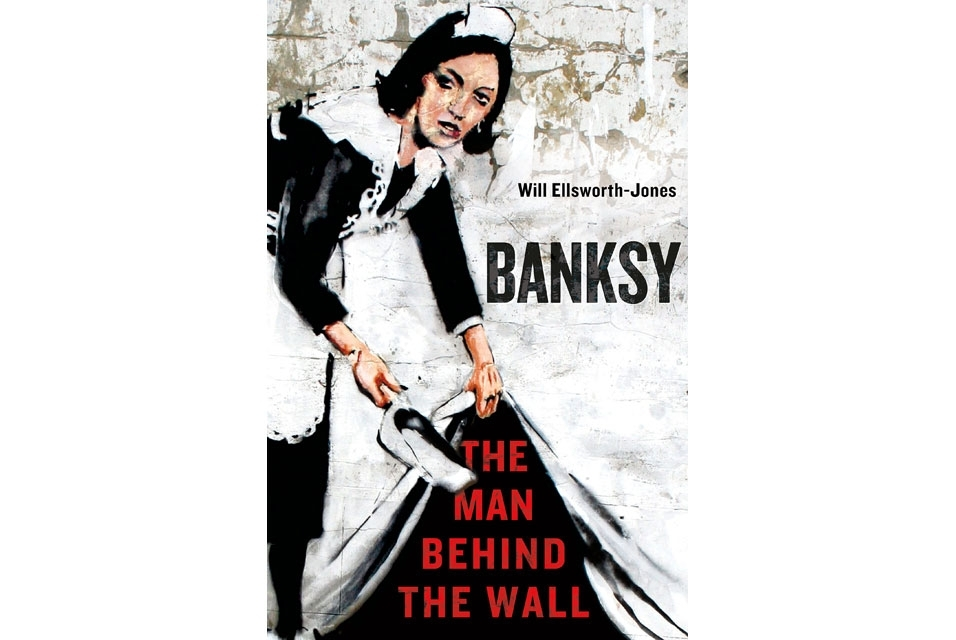 'Banksy: The Man Behind the Wall,' by Will Ellsworth-Jones image