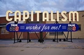 Steve Lambert - Capitalism Works For Me!  image