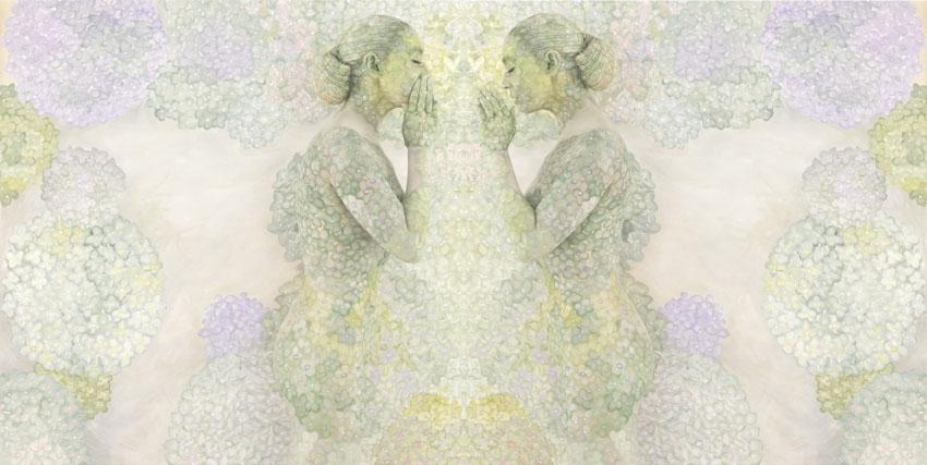 Emma Hack: Hydrangea Whispers II  image