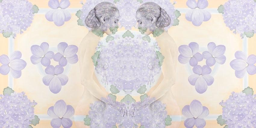 Emma Hack: Violet Whispers image