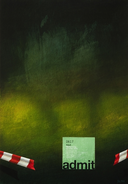 Jarek Wojcik: Gallery ticket 2 image