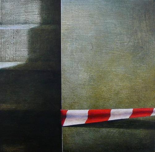 Jarek Wojcik: Very narrow steps image