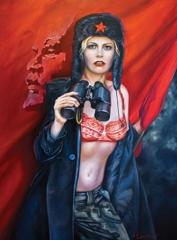 Kathrin Longhurst: Spy Girl  image