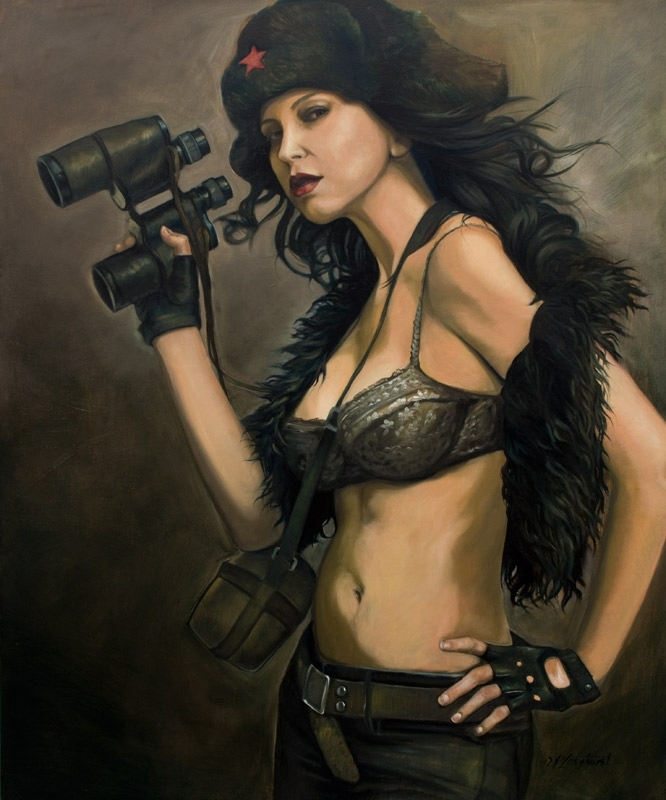 Kathrin Longhurst: Comrade Maksymlova image