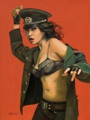 Kathrin Longhurst: Police Girl  image