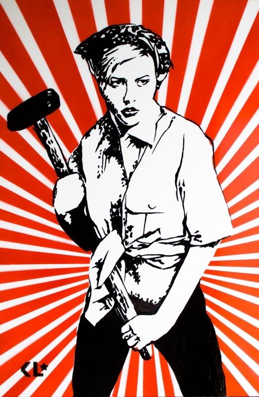 Kathrin Longhurst: Sledgehammer Girl  image