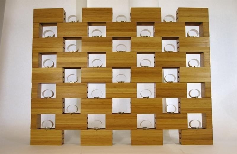 Adam Simmons: building blocks image