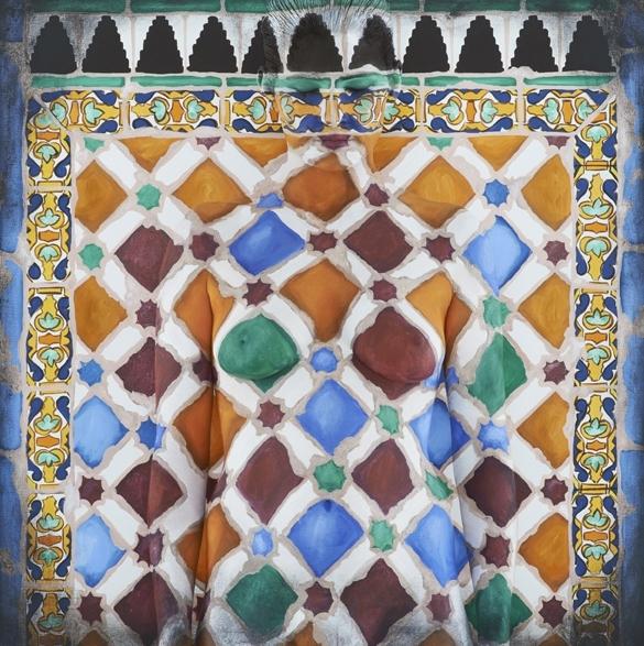 Emma Hack: Alhambra, Granada image