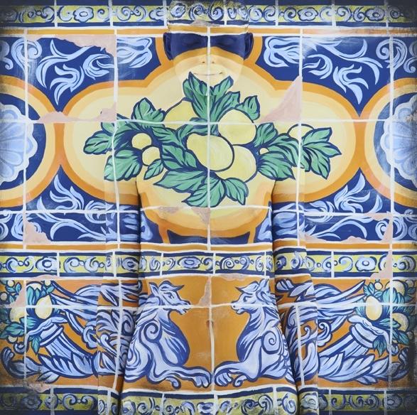 Emma Hack: Plaza de Espana, Seville image