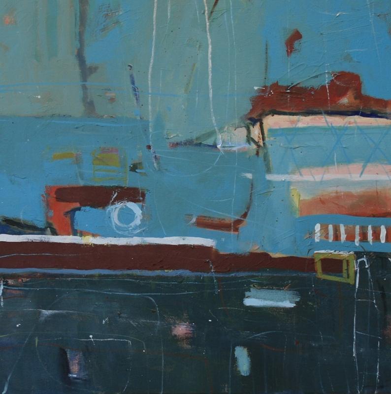 Kate Gorman: Harbourside image