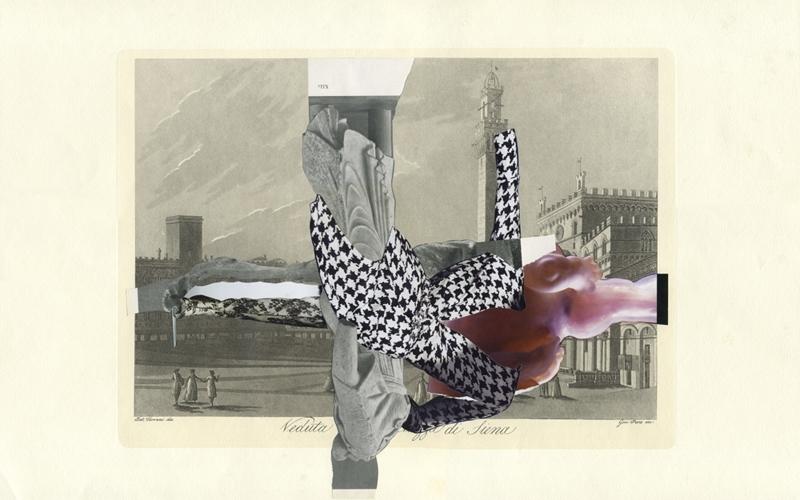 Sophia Xeros-Constantinides Title: Natura Morta #12 (Veduta della Piazza) image