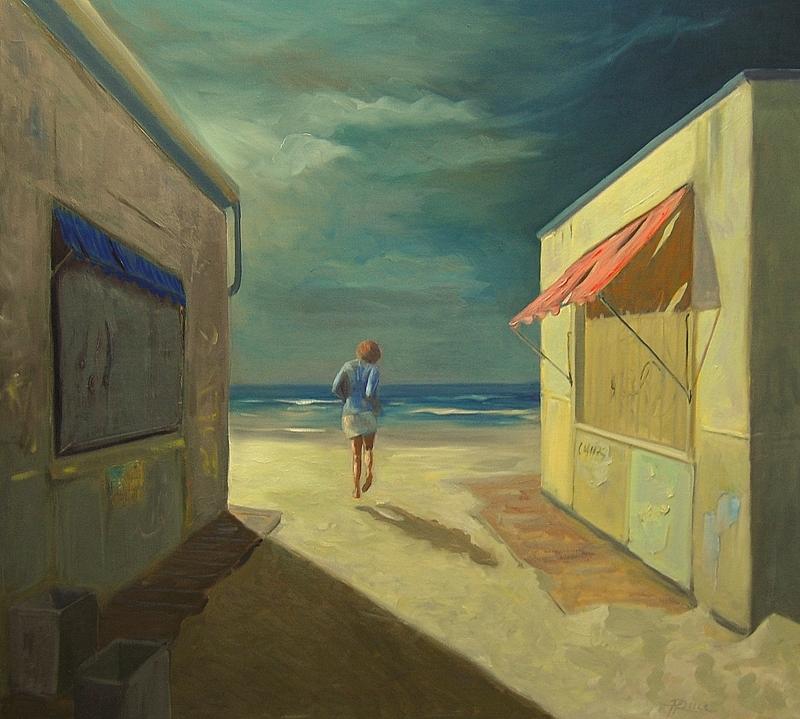 Petra Reece: Beach House image