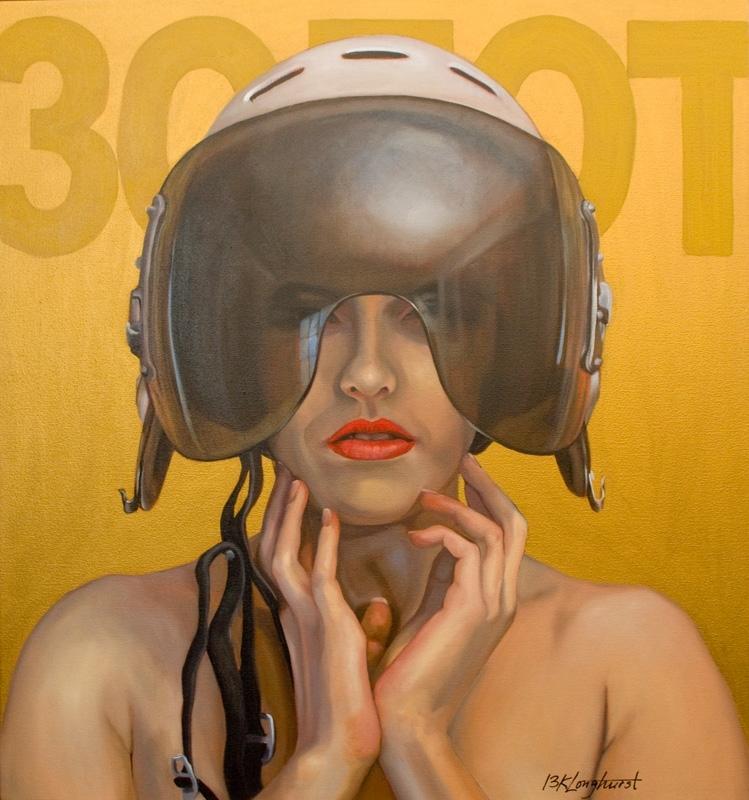 Kathrin Longhurst: Golden Girl image