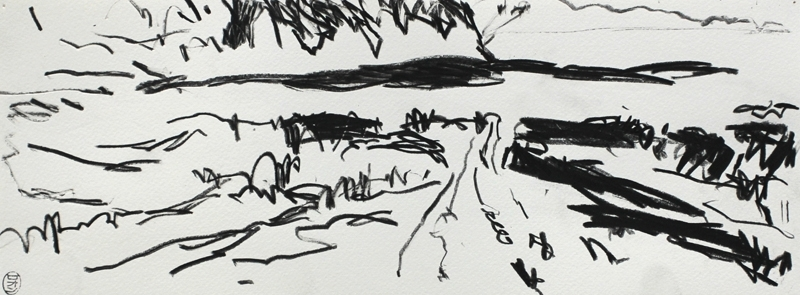 Rowen Matthews: Stripe Rock Bay image