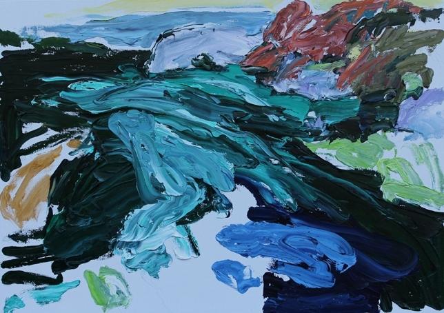 Rowen Matthews: Digger's Beach image